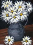 Daisies, Painting Classes