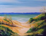 Painting Classes, Sea Dunes, NC