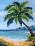 Painting Classes, Palm Tree, NC