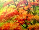 Aparna Singh-Autumn Leaves