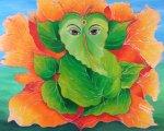 Ganesh by Labannya Samanta