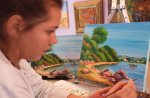 Painting Classes-Lucy Conley