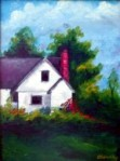 The White House, Painting Classes, Raleigh, Cary, Durham, Wake Forest, NC