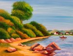 Lucy Conley Fishing Village
