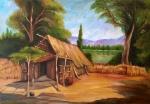 Casa de Paja, The Straw House