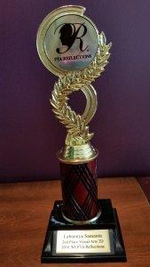 Trophy of Labannya Samanta