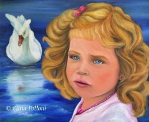 Portrait of Agustina