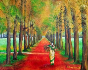 How to Paint Dimensional Perspective   Clina Polloni