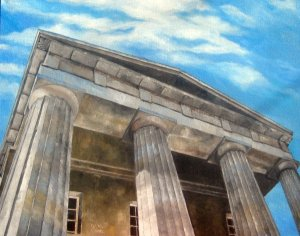 The North Carolina State Capitol