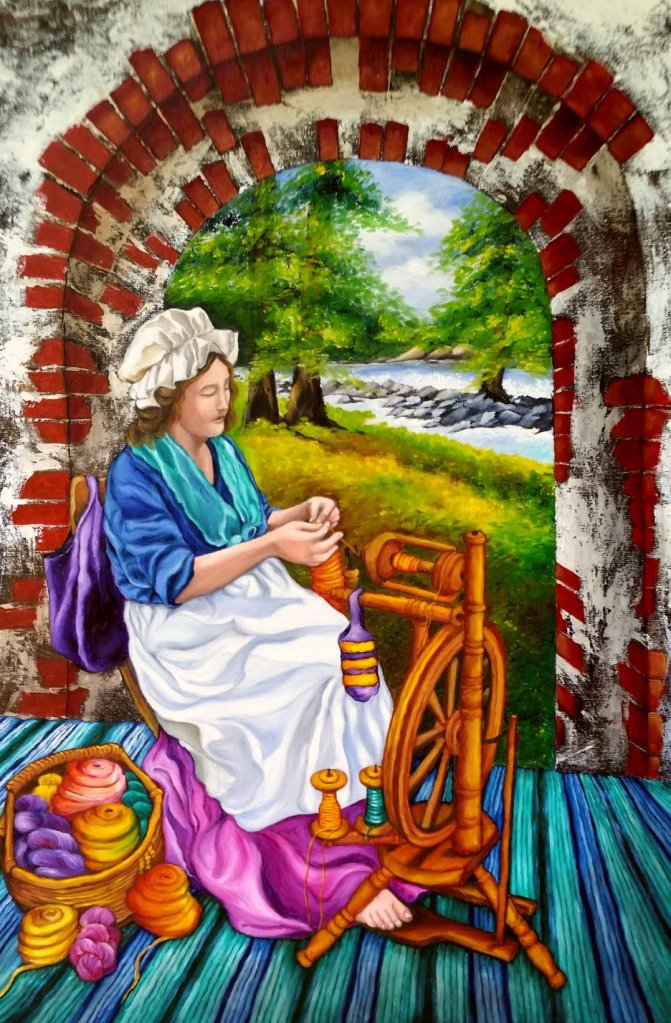 Weaving The Yarn Tar River NC