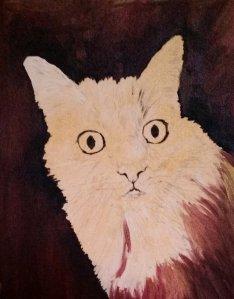 Pet Portrait-Mr Parker-Drawing