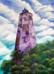 Old Baldy, Bald head Island Light House, NC