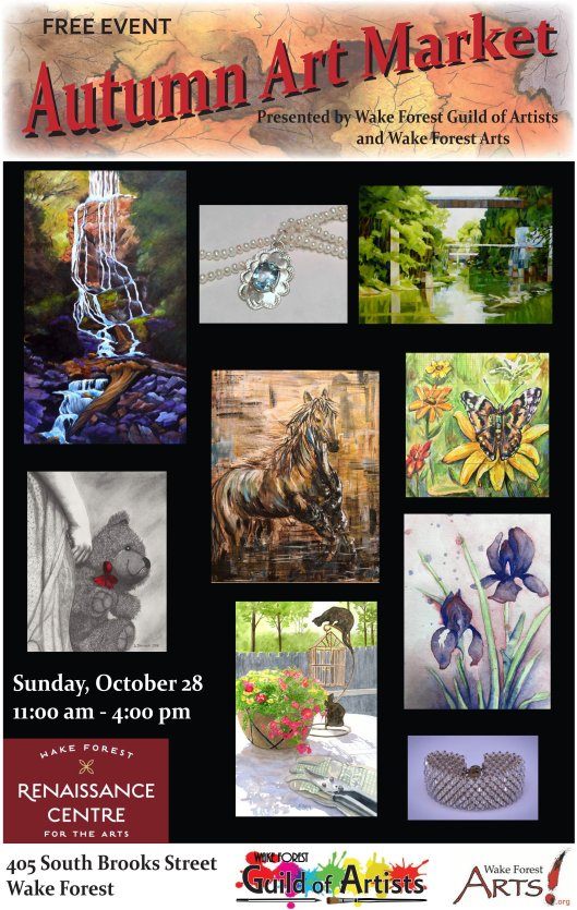 2018 Autumn Marketplace at Wake Forest NC