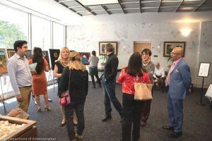 2019 Hispanic Heritage Month Exhibition Reception